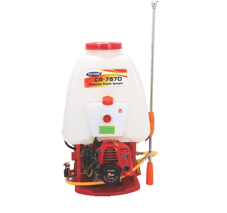 Knapsack Power Sprayer Victor CA-767B