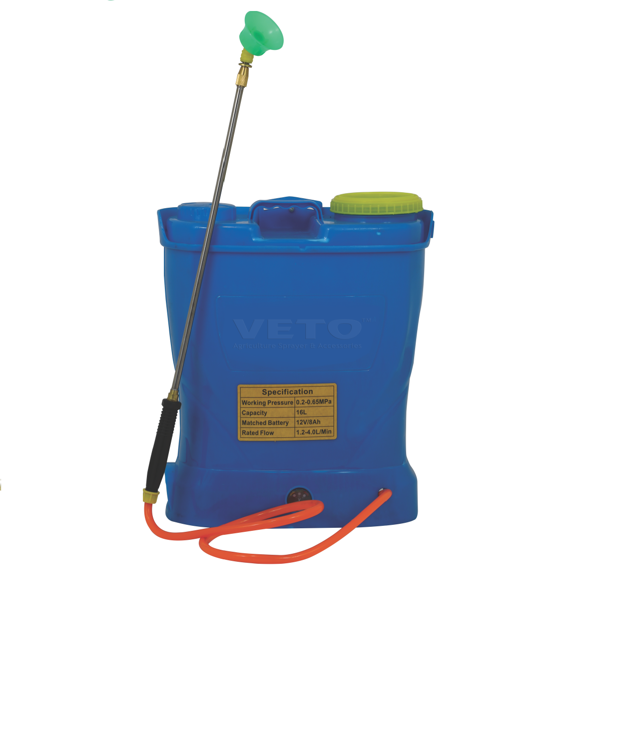 Knapsack Battery Sprayer Veto CS-VKB16-1