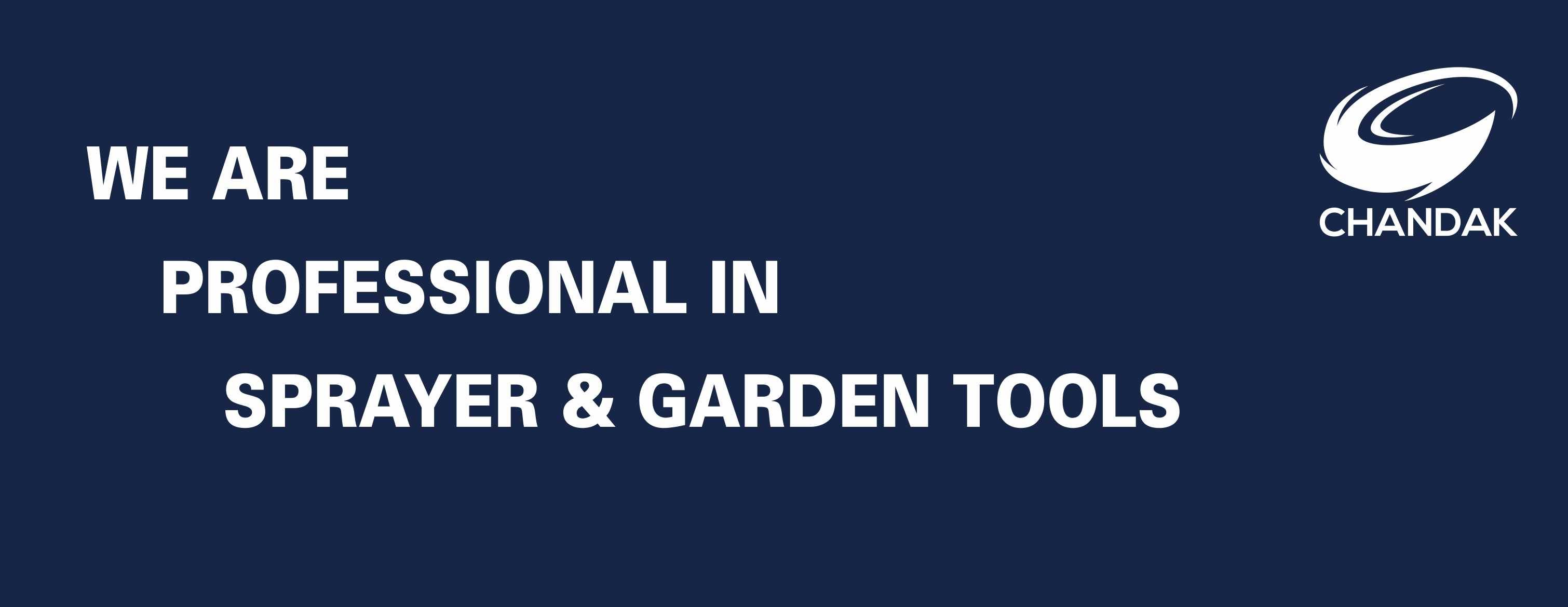 Sprayer and Garden Tools